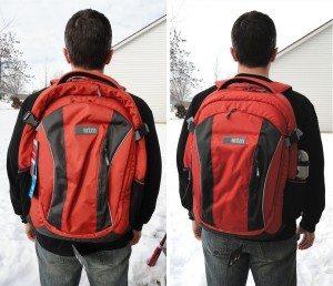 stm revolutionbackpack 45