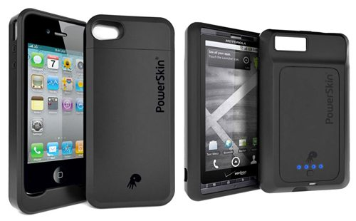 powerskin smartphone cases