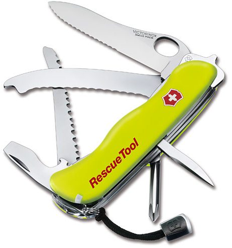 Victorinox Swiss Army Rescuetool Knife The Gadgeteer