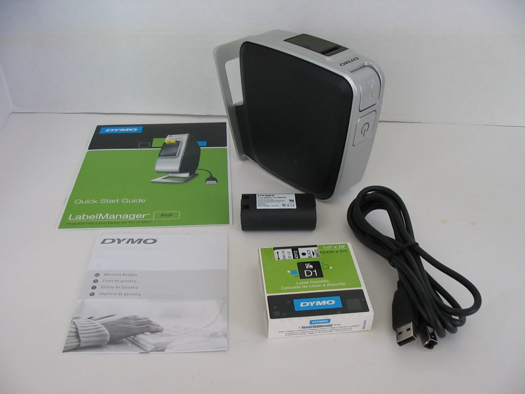 Dymo LabelManager PnP Review – The Gadgeteer