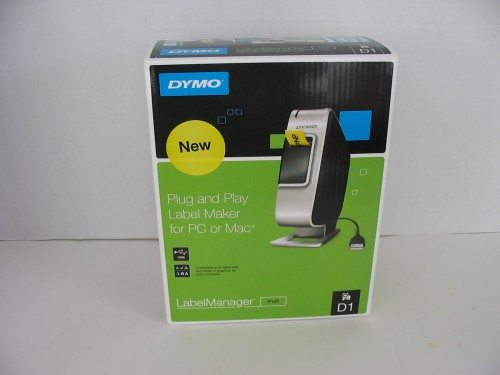 Dymo Labelmanager Pnp Review The Gadgeteer