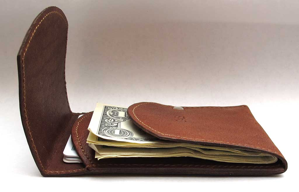 Col  Littleton Front Pocket Wallets Review – The Gadgeteer