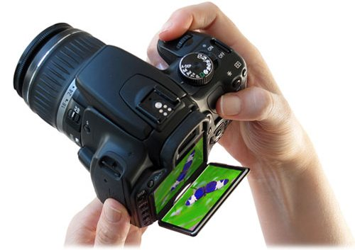flipbac angle viewfinder