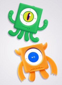 mix monsters ipod shuffle cover