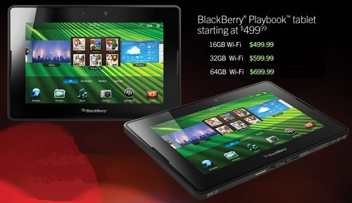 office depot blackberry playbook