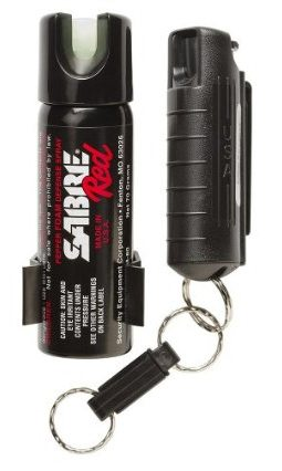 sabre home and away pepper spray kit