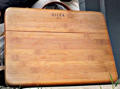 silva ltd bamboo macbook cases
