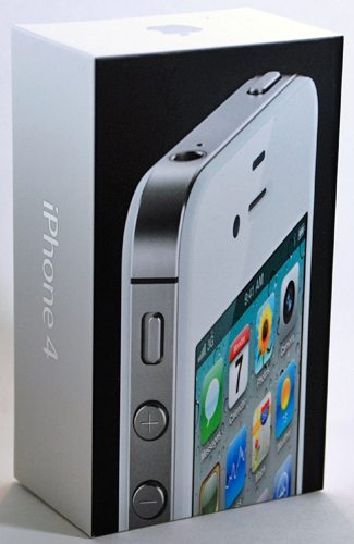 Apple's White iPhone 4 from Verizon Review | evybuy.com
