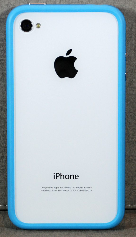 Apple's White iPhone 4 from Verizon Review - The Gadgeteer