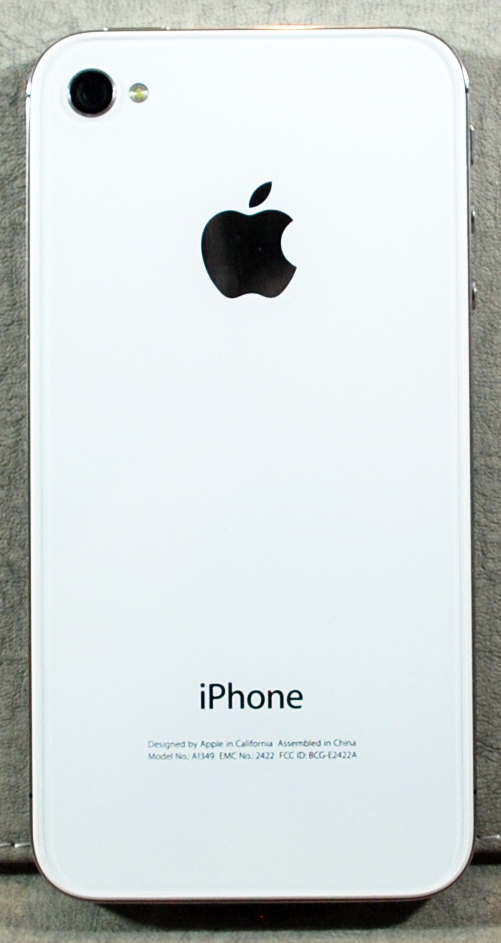 white iphone 5 verizon. the white iPhone 4 has a