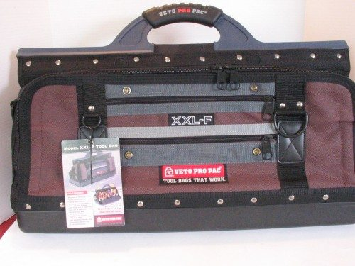 Veto Pro Pac L F Tool Bag Review The Gadgeteer