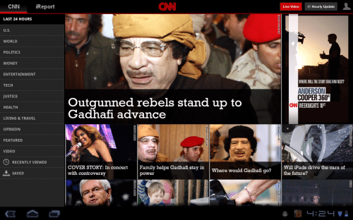 Xoom CNN