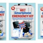 Dry-All First Aid Kits for Wet Electronics