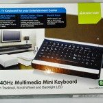 IOGEAR 2.4GHz Multimedia Mini Keyboard Review