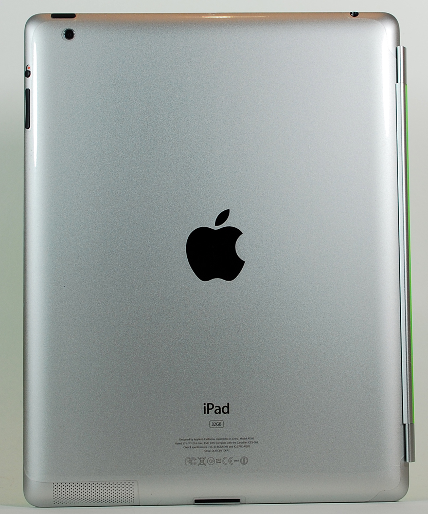 ZAGG invisibleSHIELD Back Cover for iPad 2 Mini Review ~ I
