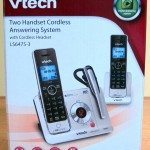 VTech Handset/Headset Cordless Answering System LS6475-3 Review