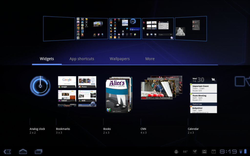 Living with the Motorola Xoom – The Gadgeteer