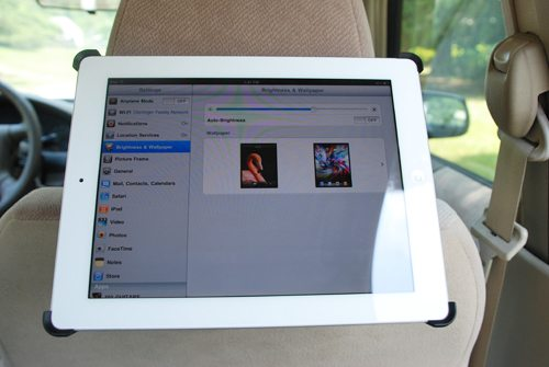 coulvue ipad 2 headrest mount 8