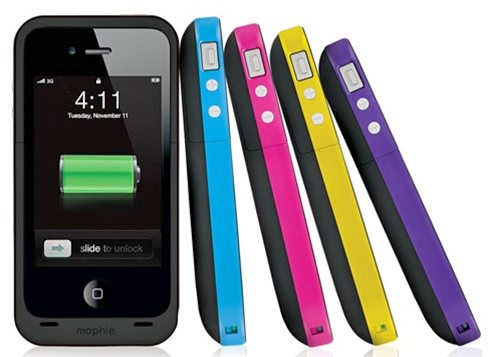 mophie juice pack plus iphone 4