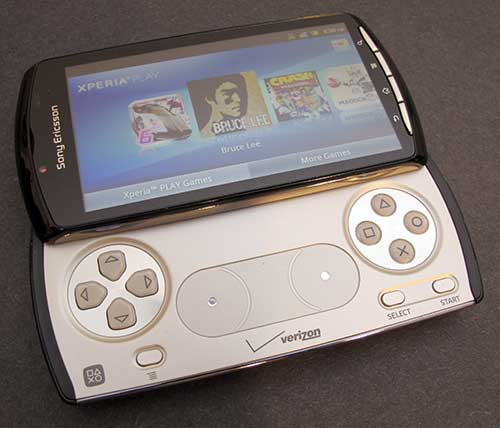 Sony Ericsson Xperia PLAY Android Smartphone Review – The ...