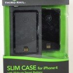 Third Rail Slim Case and Smart Battery System for iPhone 4 Review