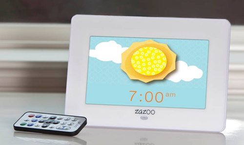 zazoo picture clock