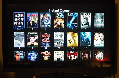 how to delete recently watched movies on netflix ipad