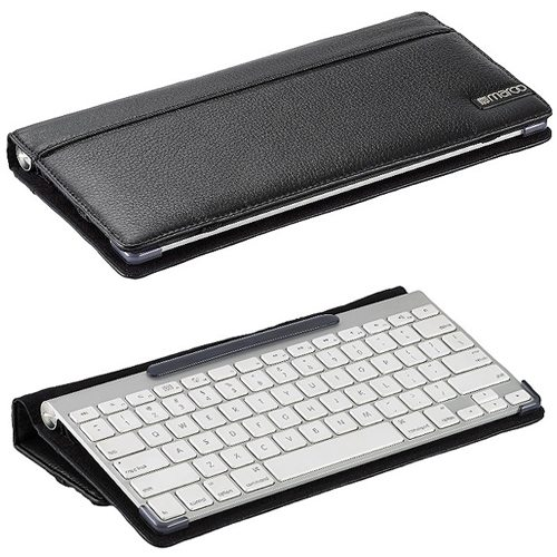 carry your apple bluetooth keyboard in style with maroo the gadgeteer. Black Bedroom Furniture Sets. Home Design Ideas