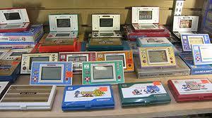 Nintendo Gamesandwatch 1