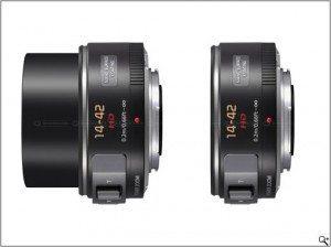 Panasonic X Lens
