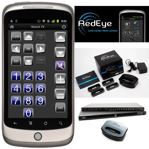 redeye remote for android
