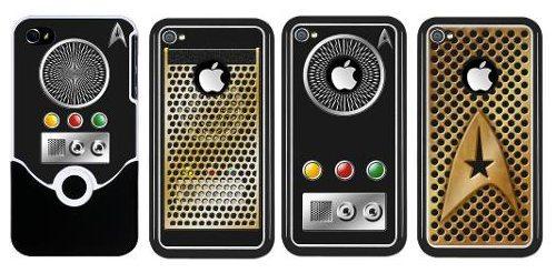 star trek communicator cases iphone