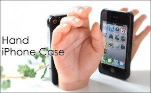Strapya Hand Case for iPhone