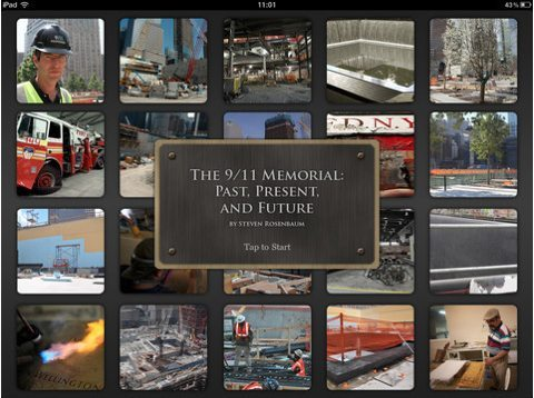 9 11 memorial app ipad