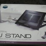 Cooler Master NotePal U Stand Review