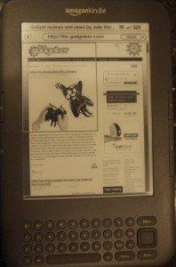 Kindle 3g -3