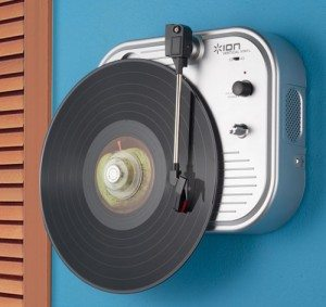 ion-vertical-record-player