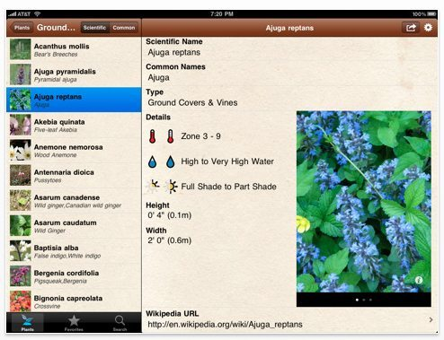 landscapers companion for ipad