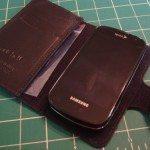 Nutshell Smartphone Wallet Review