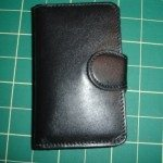 Wallet case, with my phone inside