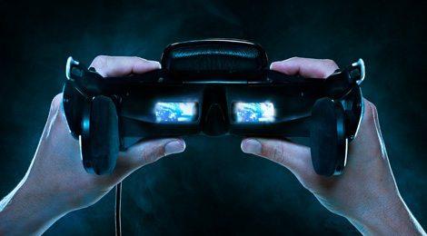 Sony HMD 3D glasses
