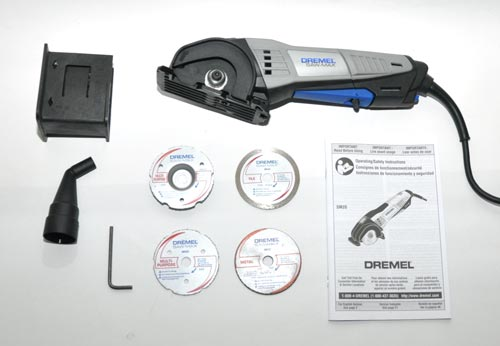 Dremel Saw Max Sm20 02 Review The Gadgeteer