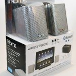 iHome iDM15 Rechargeable Portable Bluetooth Speakers with Speakerphone for iPad/iPhone/iPod Review