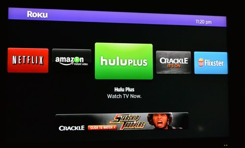 Hulu Plus Login Roku