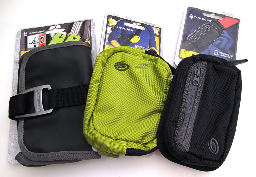 Timbuk2 Dimebag G Bag And On The Go Shed Pouch Review
