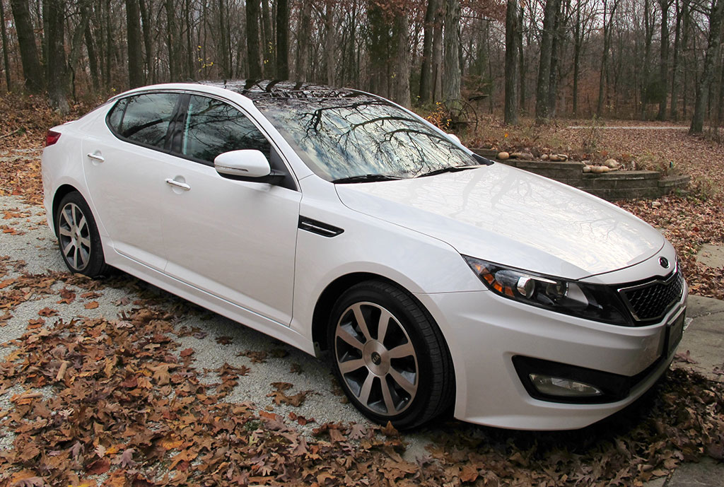 The 2011 KIA Optima ...