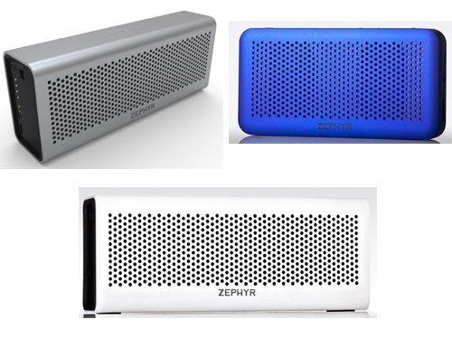zephyr speakers