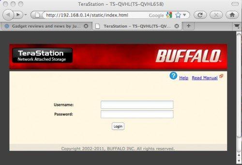 Buffalo TeraStation Pro Quad TS-QVH8 0TL/R6 Review – The