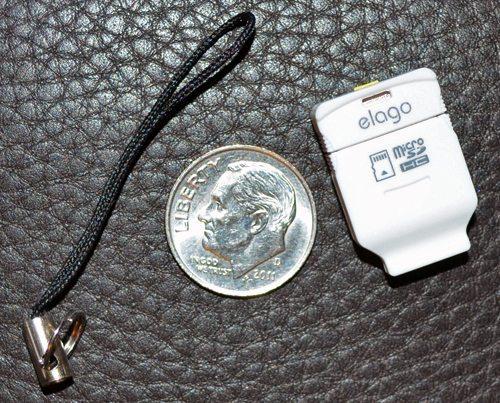 elago memory card reader 5