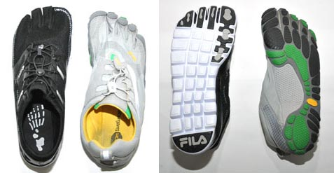 fila skele lite compared